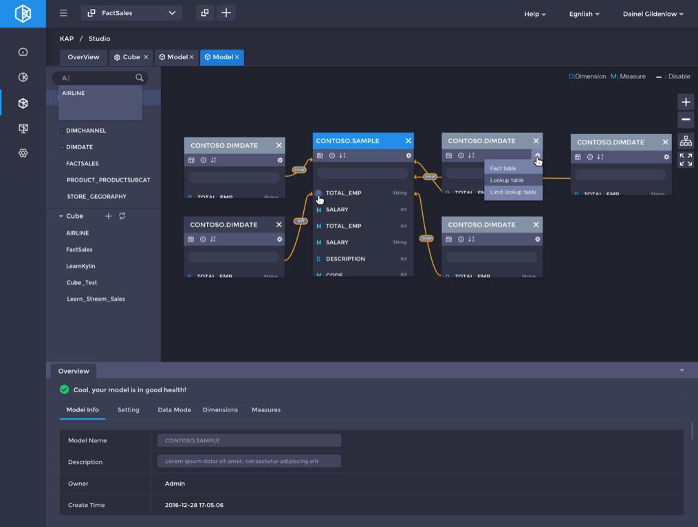 KyStudio Interface